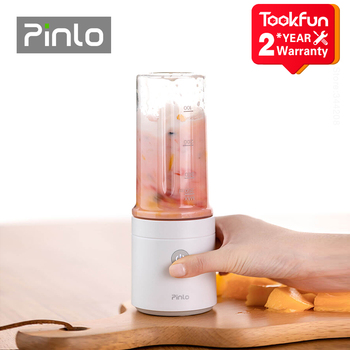 Pinlo Blender Electric Kitchen Juicer Mixer Portable food processor charging using quick juicing cut off power Fruit Cup 1
