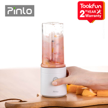 Pinlo Blender Electric Kitchen Juicer Mixer Portable food processor charging using quick juicing cut off power Fruit Cup
