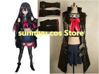Customize,Free Shipping! Witch's Weapon Ren moegirl Cosplay Costume,Custom Size Halloween Wholesale