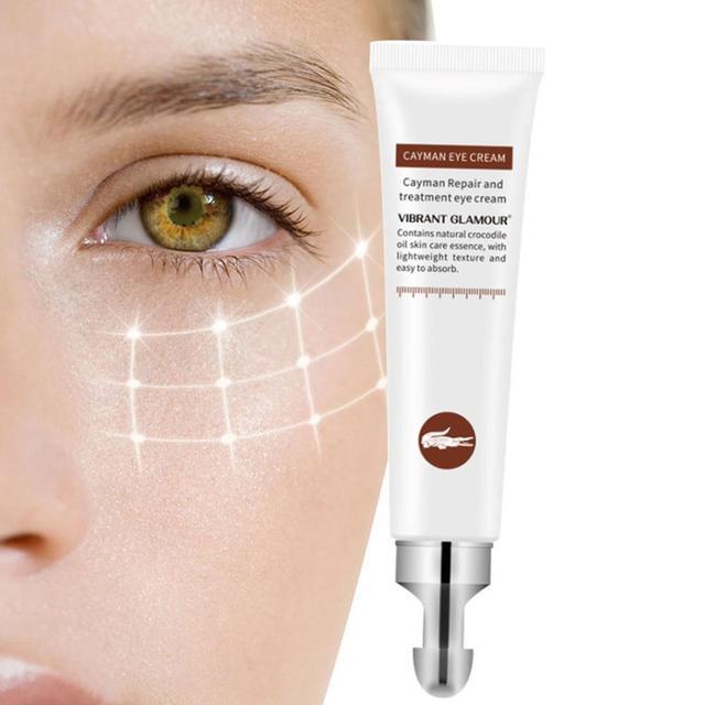 Vibrant Glamour Anti-wrinkle Eye Serum Hyaluronic Acid Remover Dark Circles Essential Avocado Eye Cream Against Puffiness 4