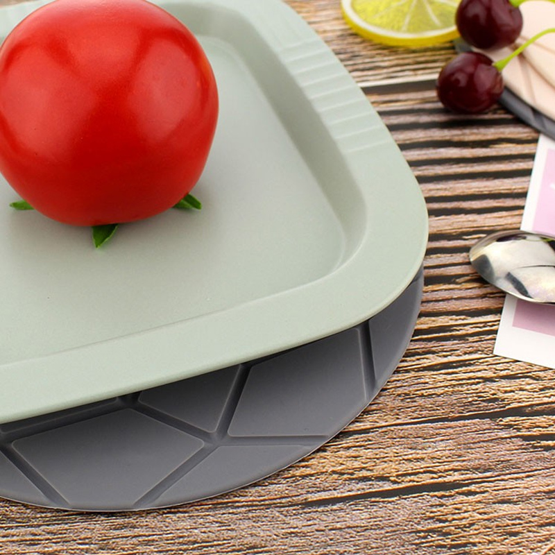 Flexible Trivet Mats With Convenient Round Hanging Hook For Kitchen Use