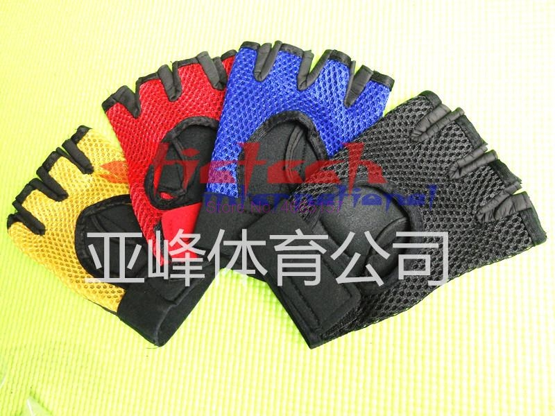 200pair-Gloves Exercise Half-Finger Fitness Sport New Fast by Ems Dhl High-Quality