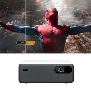 Image 3 - جهاز عرض ليزر شاومي ميجيا 2400 ANSI لومن 1920*1080P جهاز عرض عالي الدقة للسينما المنزلية متعاطي المخدرات نظام أندرويد واي فاي جهاز عرض تلفاز MIUI
