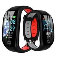 F2 Smart Bracelet GPS Fitness Activity Tracker 1.14 Sport Waterproof Blood Pressure Watch Sleep Monitor Smart Band Wristband