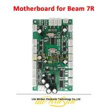 Луч 7R 230 Вт материнская плата Sharp Beam 5R 7R 200 Вт 230 Вт Подвижная головка освещение Материнская плата Процессор