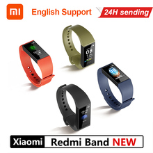 Xiaomi Redmi Band 4C Smart Heart Rate Fitness Sport Tracker Bluetooth 5.0 Waterproof Bracelet Touch Large Color Screen Wristband