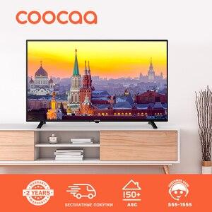 телевизор 32 дюйма COOCAA 32S3G телевизор смарт тв HD TV Телевизор MOLNIA