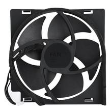 Замена внутреннего вентилятора охлаждения 5 лопастей 4 Pin кулер тепла для S Slim
