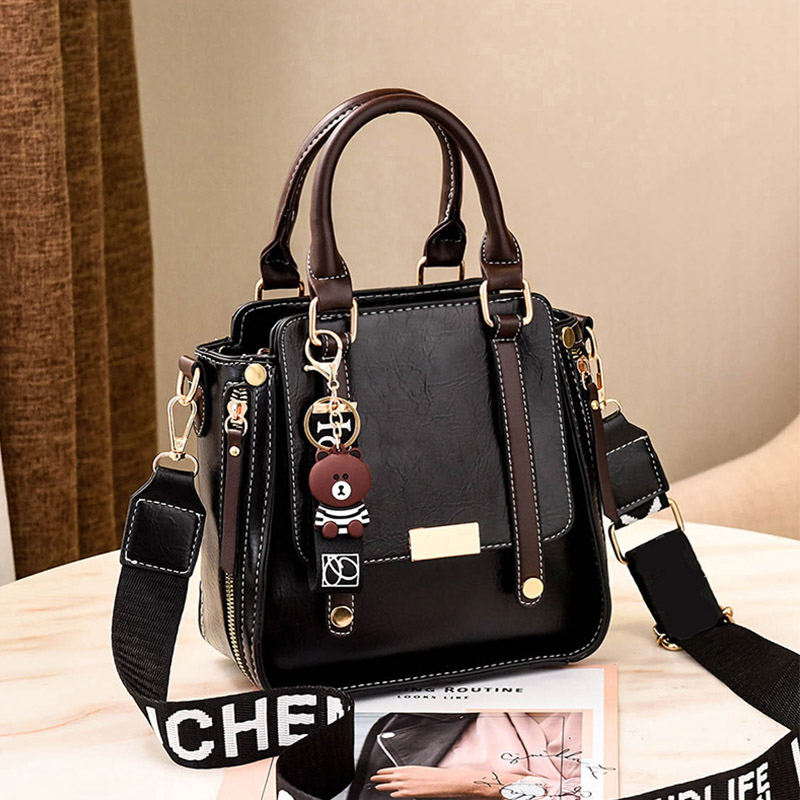 Women Bags 2020 NEW Fashion Handbags Women PU Leather Message Bags Female Casual Tote Ladies Crossbody Bags Bolsa Feminina