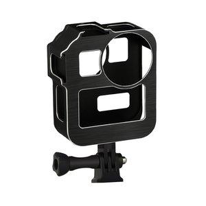 Защитный чехол для Gopro Max CNC из алюминиевого сплава с крышкой для объектива GoPro Max