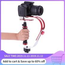 Металлический Ручной Стабилизатор универсальный для Gopro DSLR SLR цифровой камеры Спорт DV алюминиевый estabilizador de камера для Feiyu