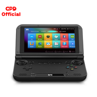 GPD XD Plus 5 Inch Touch Screen Android 7.0 4 GB/32 GB MTK 8176 Hexa core Handheld Game Player Game Console ( Black )
