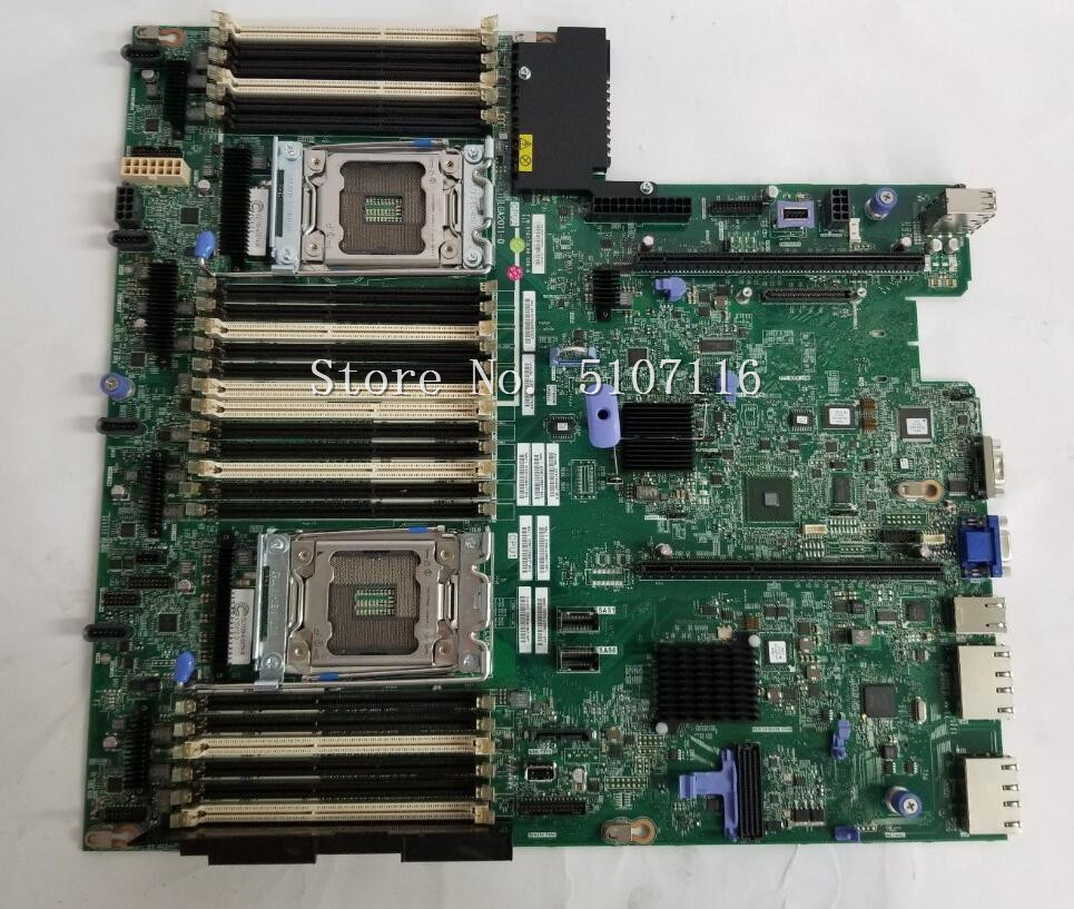 High Quality Desktop Motherboard For X3650 M4 00D2888 LGA2011-0  00W2671 00MV219 Will Test Before Shipping