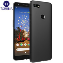 For Google Pixel 3A XL Case Soft Silicone Ultra Slim Matte TPU Back Cover 3 2 4 Shockproof
