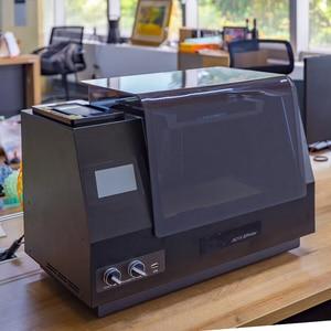 Image 4 - ビッグサイズ 10.1 インチ自動材料系液晶 3d プリンタジュエリー液晶/sla/dlp 湾曲 3d プリンタのための歯科
