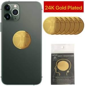 Anti Radiation Protector Shield EMF Protection Cell Phone Sticker EMR Blocker