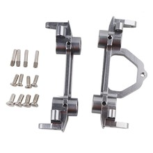 Bumper Bracket Spare Parts Rear Bracket Front Support Durable Replacement for 1/10 RC4WD Axial SCX10 D90(China)