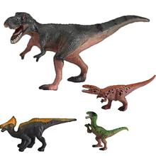Oenux prehistoryczne dinozaury jurajskie świat pterodaktyl Saichania zwierzęta figurki postaci pcv wysokiej jakości zabawki dla dzieci prezent tanie tanio Strong-Toyers Model CN (pochodzenie)