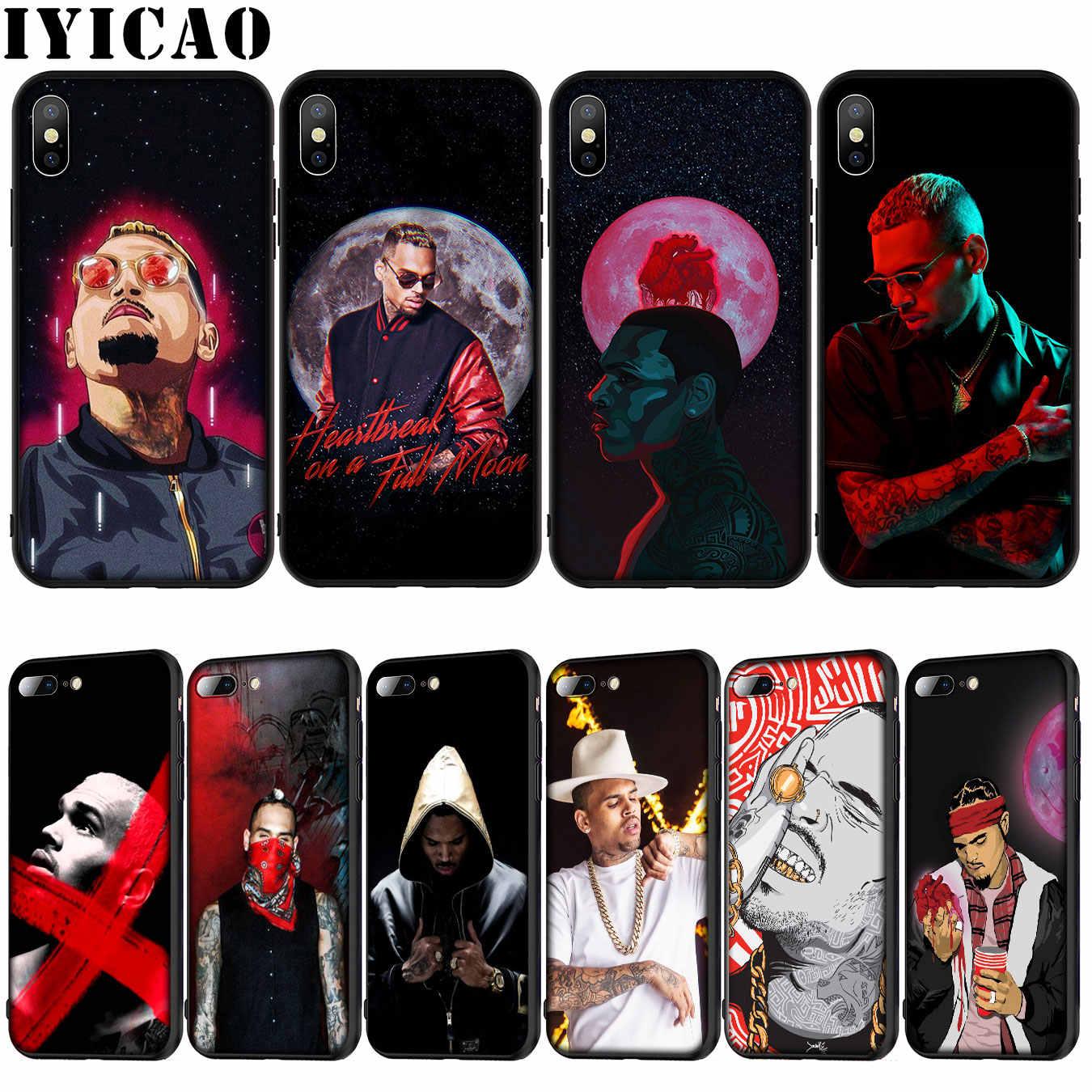Chris Brown Singer Amazing iphone case