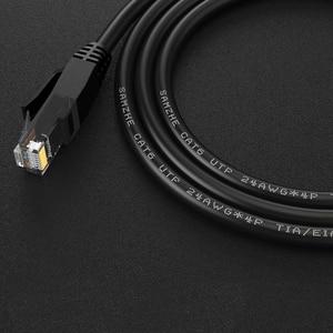 Image 2 - Netzwerk Kabel Kupfer CAT6 UTP RJ45 Draht hause Gigabit High speed C10 Router Computer Breitband Ethernet kabel Linie 20 30 40 50M