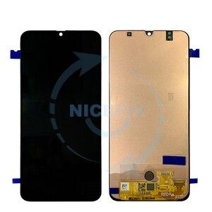 Image 2 - Für Samsung Galaxy A50 SM A505FN/DS A505F/DS A505 LCD Display Touchscreen Digitizer Montage Mit Rahmen Für samsung A50 lcd