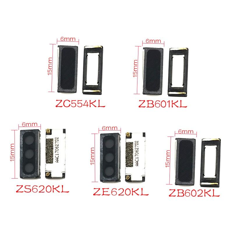 2pcs Earpiece Speaker For Asus Zenfone Max Pro M1 ZB601KL ZB602KL Zenfone 4 Max Pro ZC554kl /Zenfone 5 2018/5Z ZS620KL ZE620KL