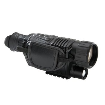 5X40 Infrared Digital Monocular Night Vision Telescope Video Camera High Magnification Photograph Function for Sightseeing 1 cc4 3 5x40 мм