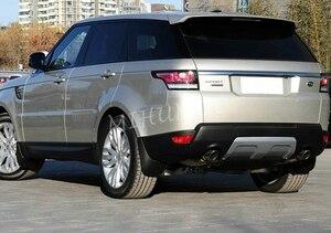 Image 2 - Per Range Rover Sport 2014 2020 Auto Mud Flaps Splash Guard Parafango Accessori
