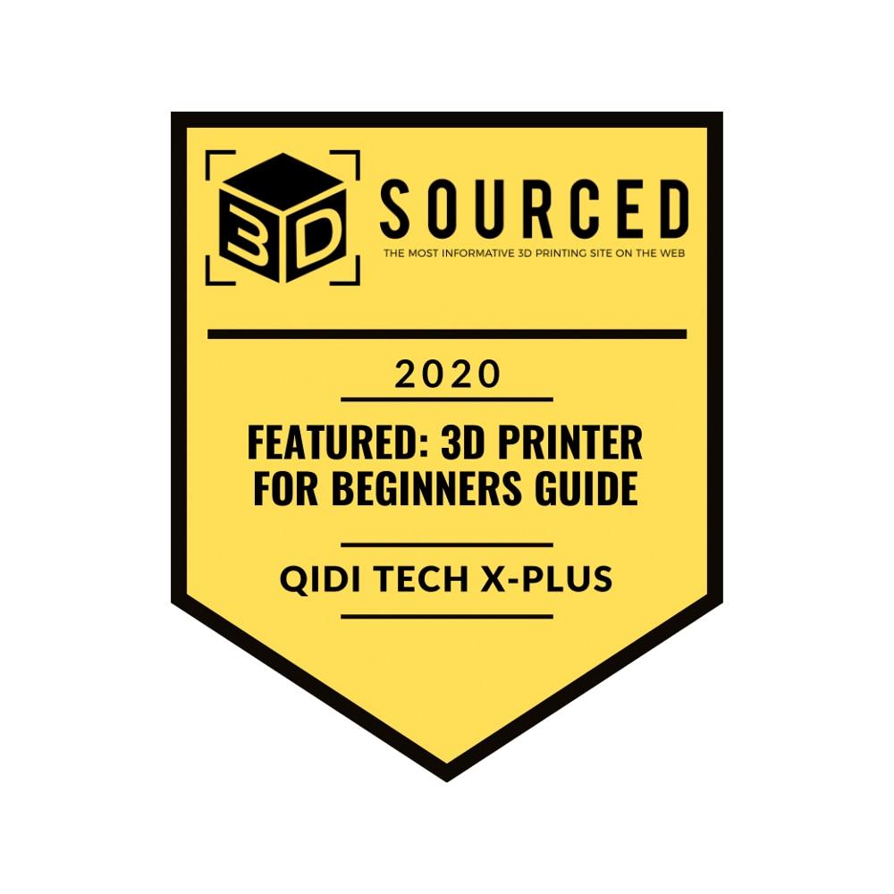 Image 3 - QIDI TECH طابعة ثلاثية الأبعاد X Plus حجم كبير ذكي الصناعية الصف واي فاي وظيفة عالية الدقة الطباعة الوجه شيلدطابعات ثلاثية الأبعاد   -