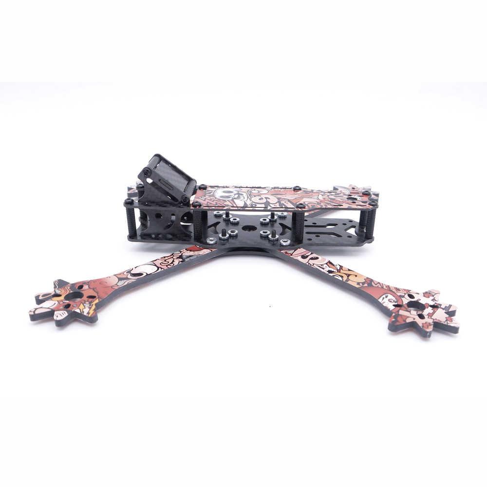 FPV Venom Freestyle 235 235mm True-X cadre 3k en Fiber de carbone avec bras de 4mm pour Drone de course quadrirotor FPV