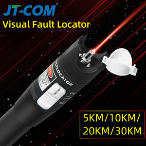 Locator Optical-Cable-Tester Pen-Type 10mw Visual-Fault Fiberlight 10-30km-Range FTTH