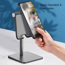 ZZJ 2 biurko stojak na telefon komórkowy stojak na iPhone uniwersalny regulowany stół biurkowy uchwyt na Tablet stojak na uchwyt iPad Pro