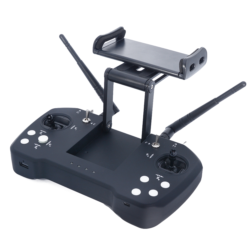 Image 3 - Skydroid T12 2.4GHz 12CH Remote Control With R12 Receiver/Mini Camera/20km Digital Map Transmission for Plant Protection MachineParts & Accessories   -