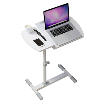 Simple Laptop Desk Bedside Table Desktop Home Simple Lifting Rotatable Writing Desk