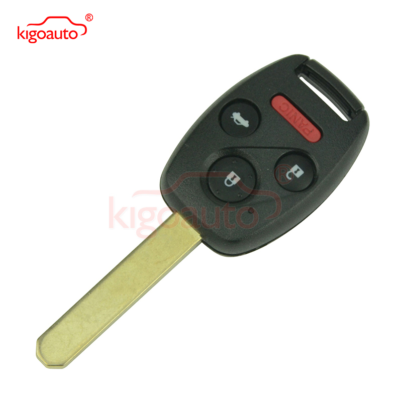 N5F-A05TAA Remote key 3 button with panic 313.8 Mhz for Honda Civic Hybrid EX SI 2012 2013 kigoauto