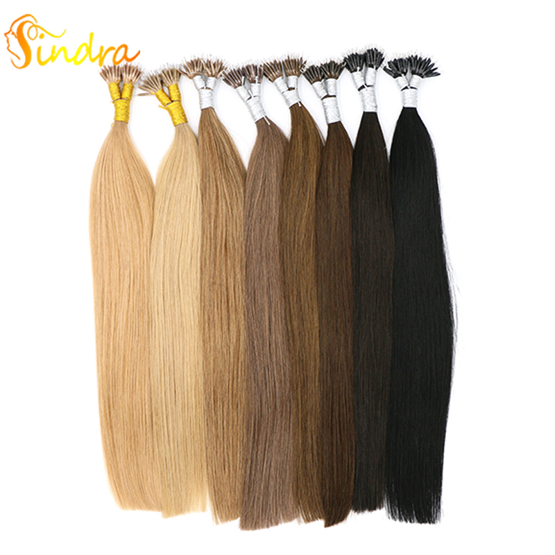 Sindra Nano Links Human Hair Extensions 1g/Pc 14