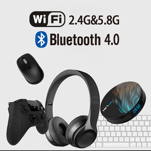 Image 5 - Transpeed Android 9.0 TV BOX 4K 3D 4G DDR3 RAM 64G ROM TV receiver Wifi Media player Very Fast top Box
