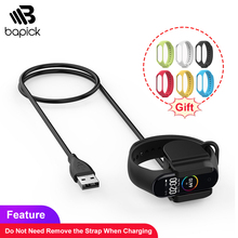 цена на BAPICK USB Charger For Xiaomi Mi Band 4 Charger Disassembly-Free USB Charging Cable For Xiaomi Mi Band 4 Nfc Charger Adapter