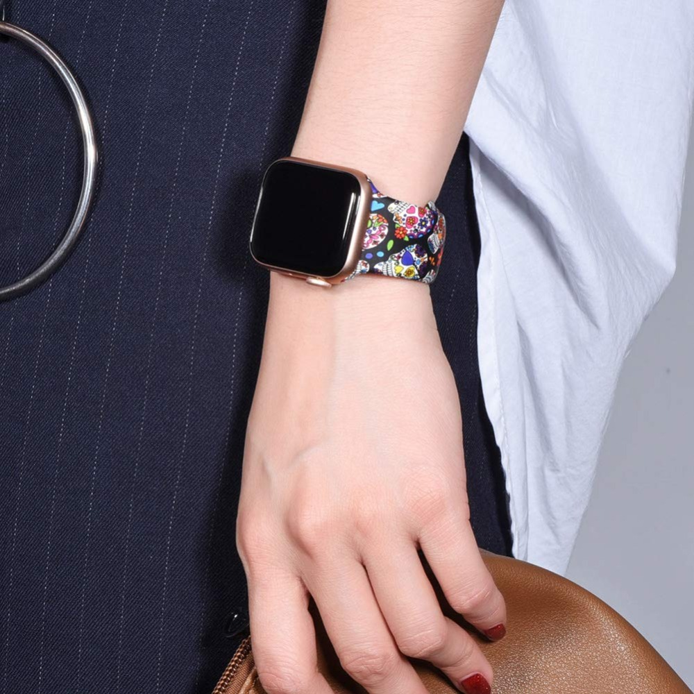 Floral Band for Apple Watch 309
