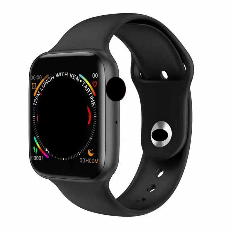 Новые смарт-часы IWO 10, 1,54 дюймовый экран, Bluetooth, вызов, циферблат, ответ ECG, монитор сердечного ритма, pk IWO 8, умные часы для мужчин и женщин