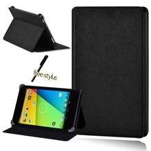 Кожаный чехол для планшета с защитой от падения google nexus