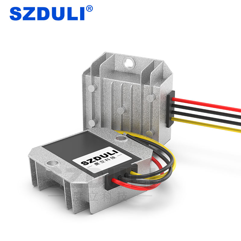 36V 48V to 3.3V 3.7V 4.2V 5V 6V 7.5V 9V 5A Voltage Converter DC Regulator Voltage Reducer image