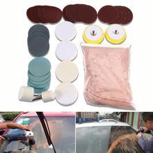 Polishing-Kit Repair-Tool Glass Windscreen 34pcs/Set Hot-Sales 55-%