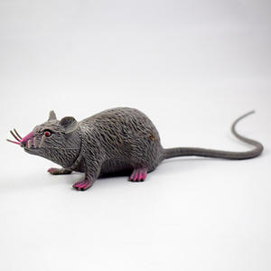 Props Simulation-Mice Animal for Cats Artificial Mini 22cm Mouse Pet-Supplies Pvc-Toy