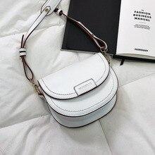 Женская сумка седло через плечо для женщин 2020 качественные Роскошные Сумки из искусственной кожи дизайнерская Маленькая женская сумка мессенджер на плечо