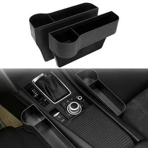 Gaps Organizers Storage-Box Pockets Car-Seat Auto-Drink Crevice Universal Left/right