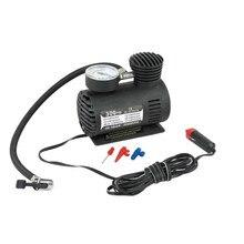 1pc 100w 300psi/250psi bomba de compressor de ar do carro alta qualidade durável portátil pneu inflator com calibre de ar dc 12v bomba elétrica