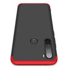Cho Redmi Note 8T Ốp Lưng Cho Xiaomi Mi 9T Mi9T Mi 9 SE 8 Lite A3 Dành Cho redmi Note 7 8 PRo 8A 360 Độ Full Bảo Vệ