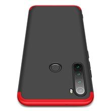 Per la Nota Redmi 8T per il Caso di Xiaomi Mi 9T Mi9T Mi 9 SE 8 Lite A3 Della Copertura per redmi Nota 7 8 PRo 8A 360 Gradi Custodia protettiva Completa