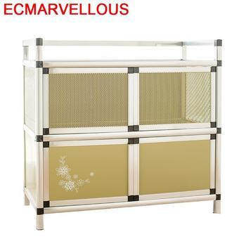 Comedores mesas de consola Besteklade muebles de Cocina de aleación de  aluminio